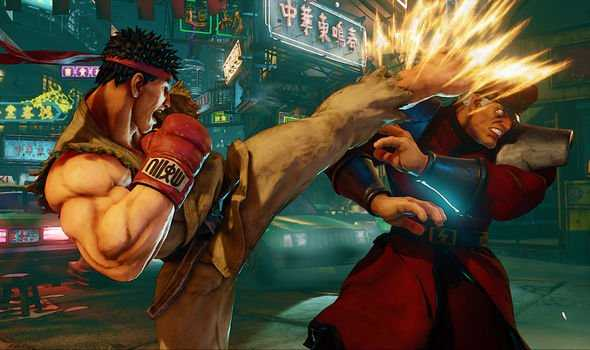 Last chance to download and play PS4 games for free: Street Fighter