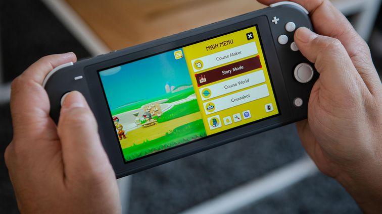 -Nintendo Switch Lite