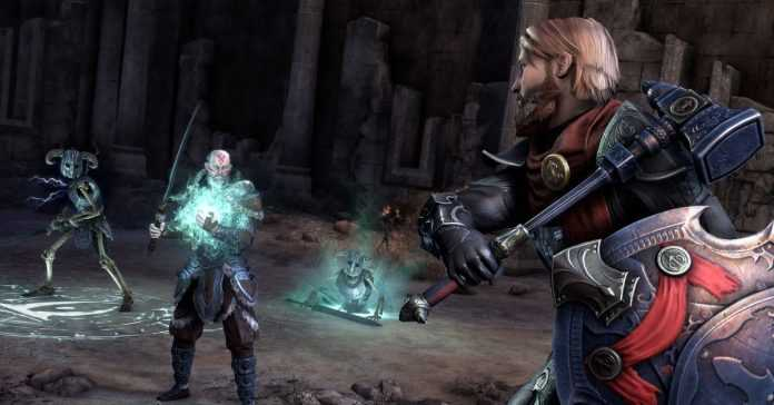 The Senior Citizen Scrolls Online Skyrim expansion detailed, see the brand-new trailer