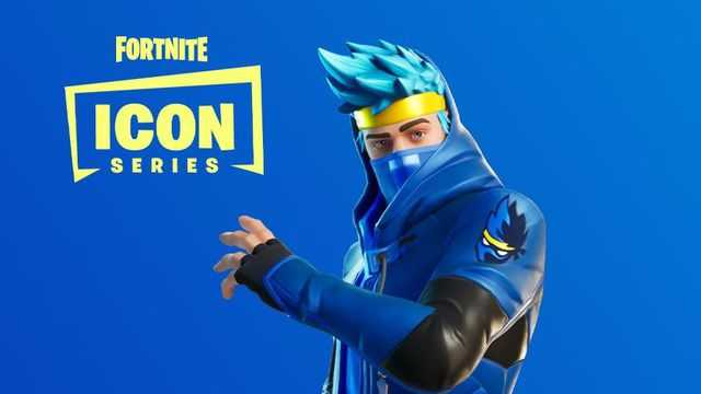 "Tyler ""Ninja"" Blevins gets his own Fortnite skin"