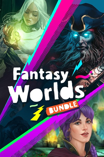 Fantasy Worlds Bundle