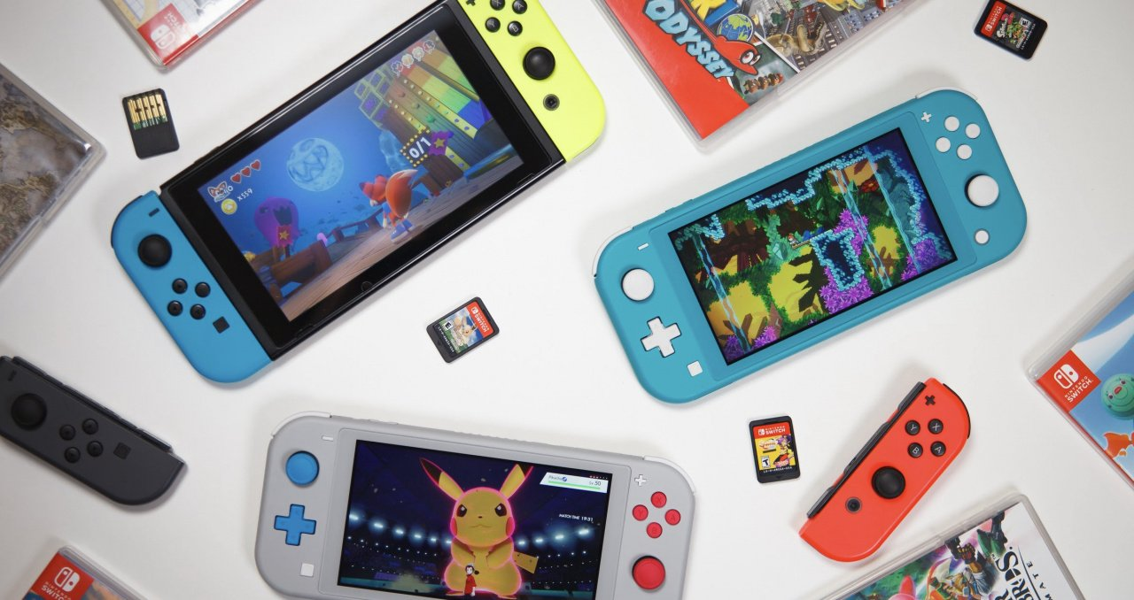 More Switch Consoles Are On The Way Promises Nintendo Gaming