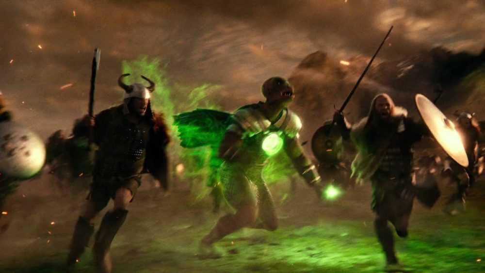 green lantern in justice league movie