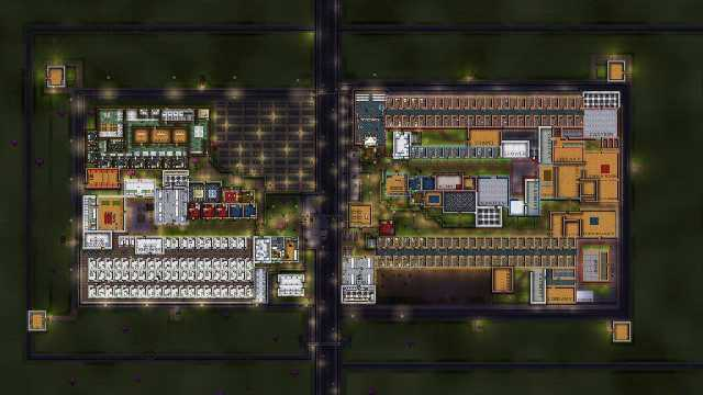 Prison Architect Island Bound expansion Cleared For Transfer DLC map