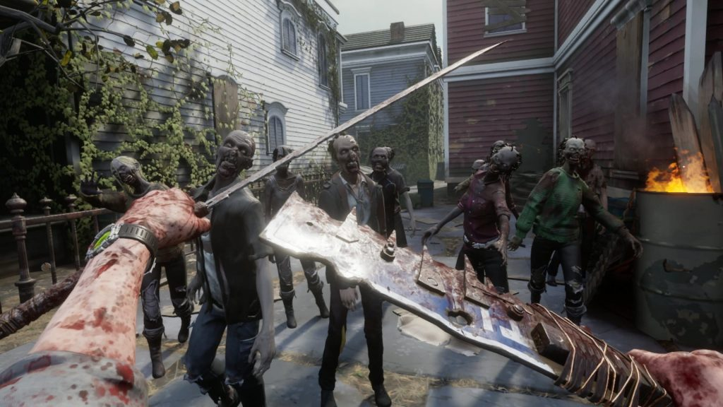 The Walking Dead: Saints & Sinners for PlayStation VR now available