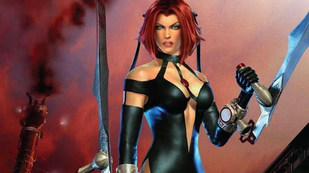 Bloodrayne Franchise Acquired By Ziggurat Interactive Gaming