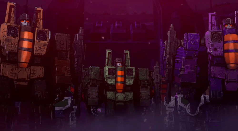 War for Cybertron: seekers in megatron's fortress