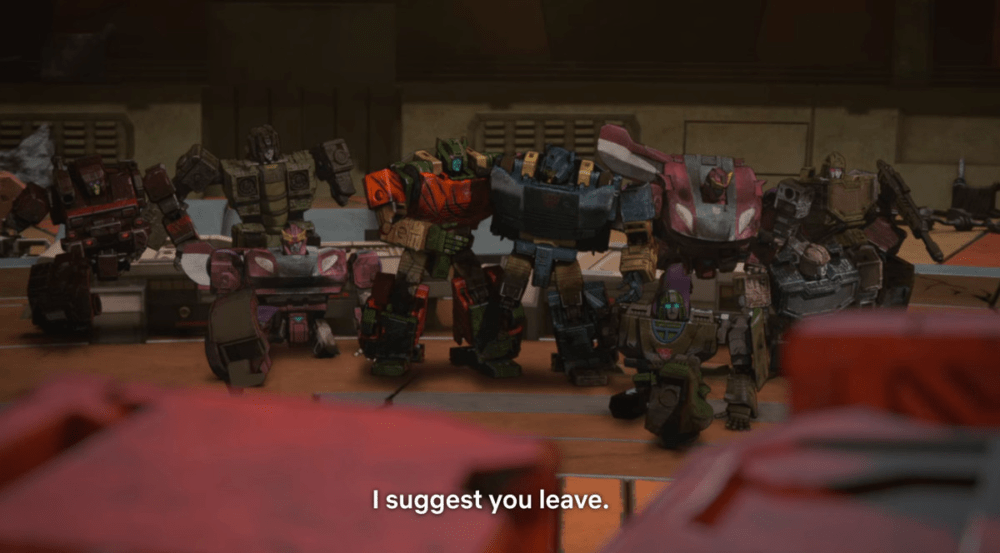 Sideswipes and Hounds and Ironhides in Transformers: War for Cybertron
