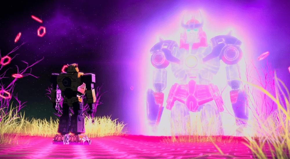 Alpha Trion in Transformers: War for Cybertron - Siege