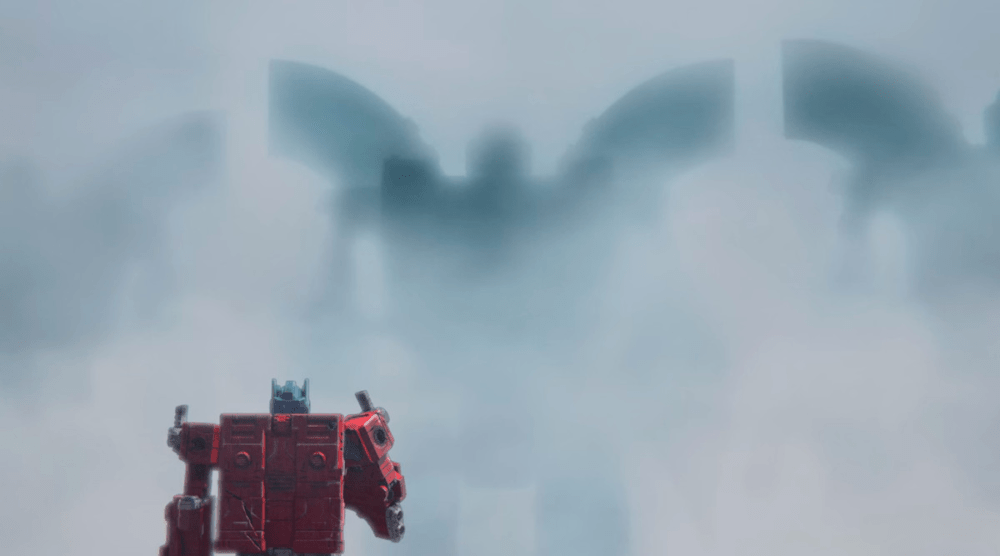 Omega Supreme aka The Guardian in Transformers: War for Cybertron - Siege