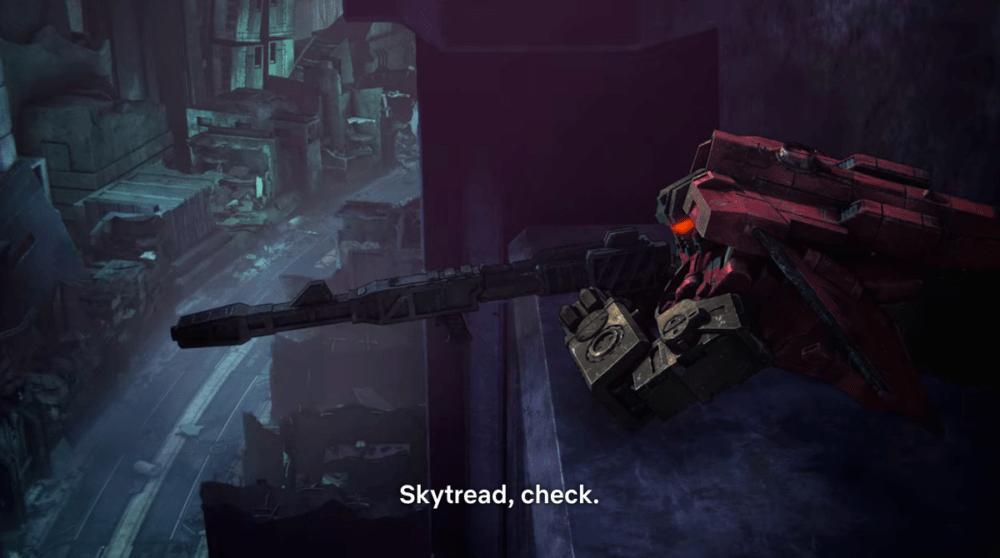 Skytread on Transformers: War for Cybertron - Siege