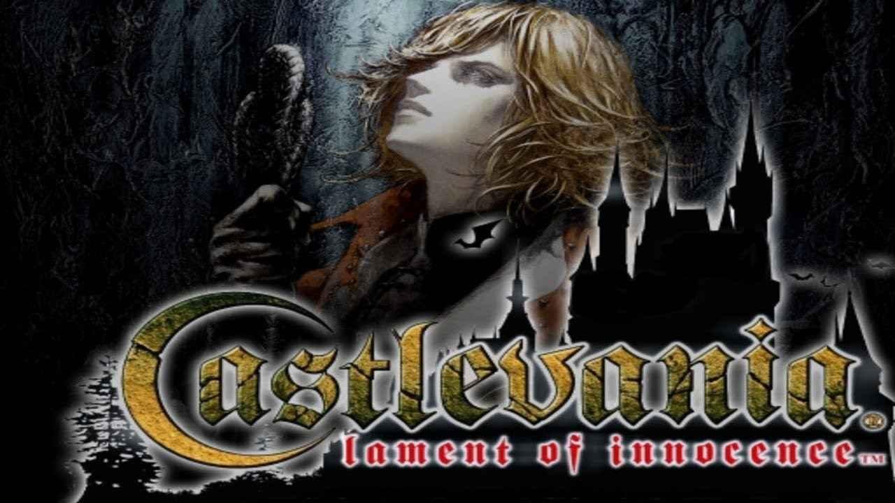 Castlevania Lament of Innocence 03