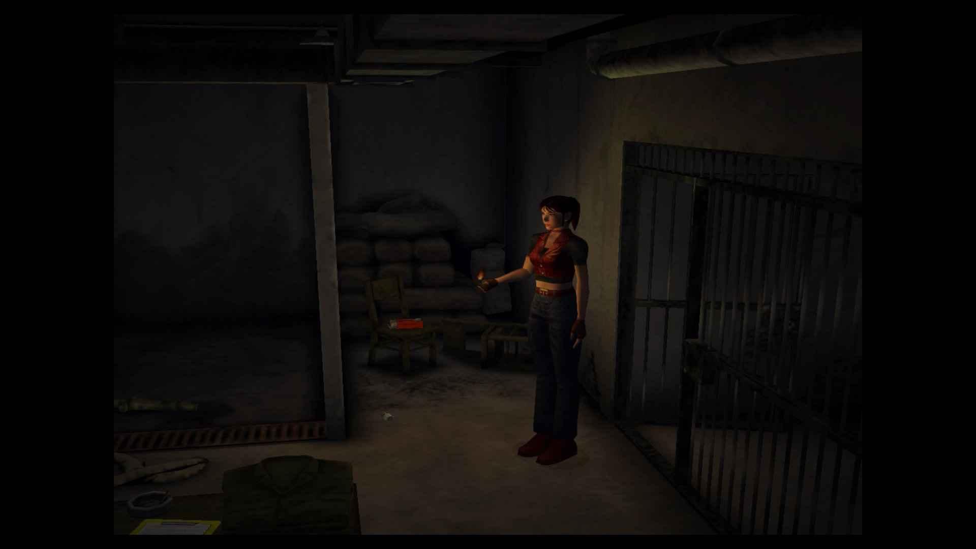 Resident Evil: Code Veronica X 09