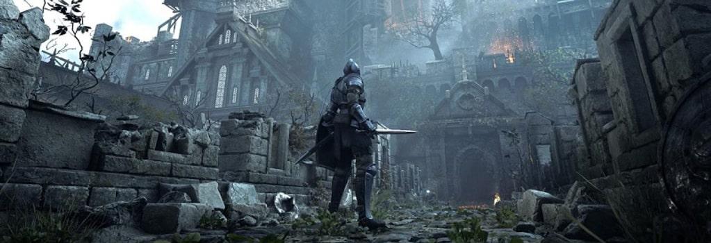 Bluepoint Games - Demon's Souls -PS5