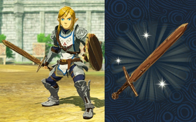 New Hyrule Warriors: Age of Calamity trailer focuses on Four Champions