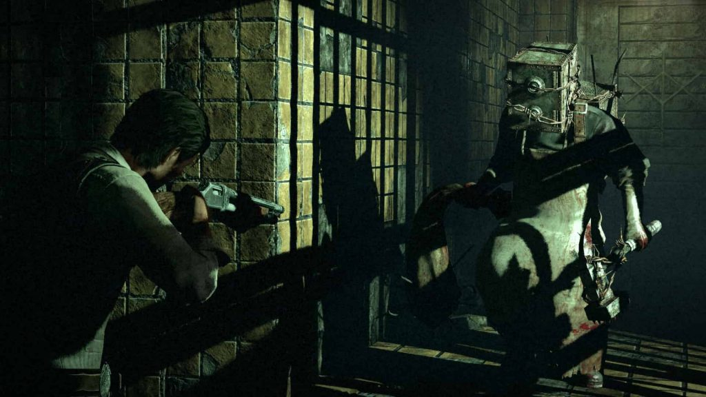 Best PS4 Horror Games The Evil Within