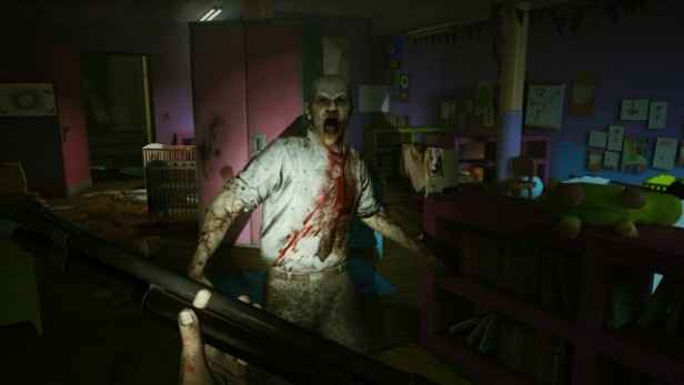 best ps4 horror games zombi