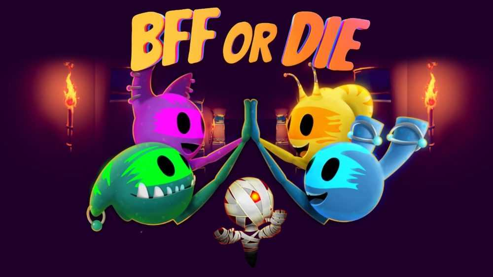 BFF Or Die Is Now Available For Xbox One And Xbox Series X|S