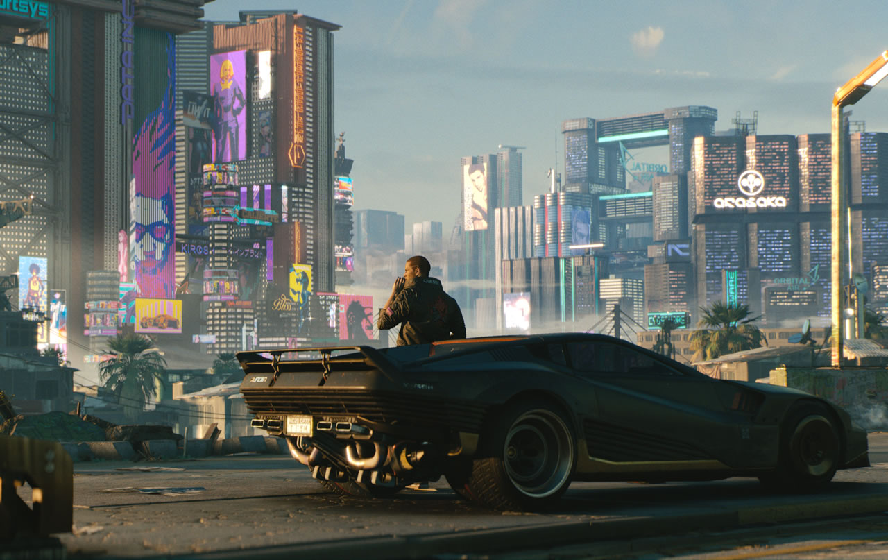 Cyberpunk 2077 Update 1.22 is live - Patch Notes on April 28