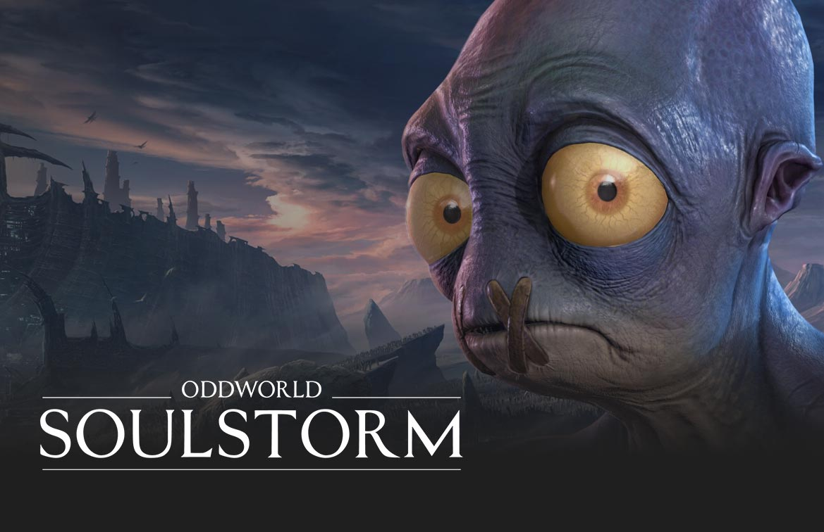 Oddworld Soulstorm Update 1.05 - Patch notes on April 7th