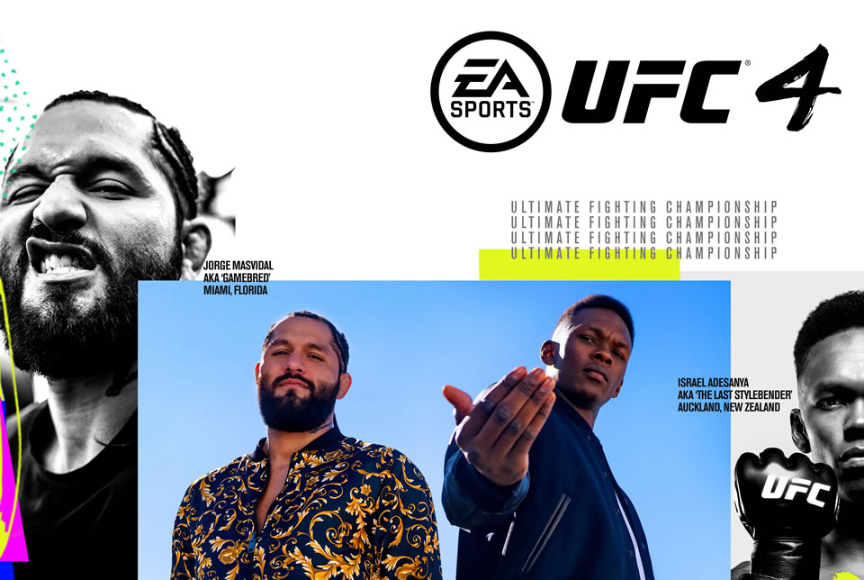UFC 4 Update 10.00 is live - Patch Notes on April 8