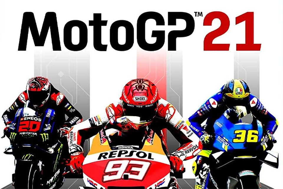 MotoGP 21 Update 1.03 patch notes on May 3rd