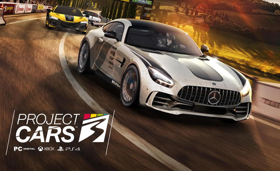 Project Cars 3 Update 1.12 Releases - Patch Notes on May 3