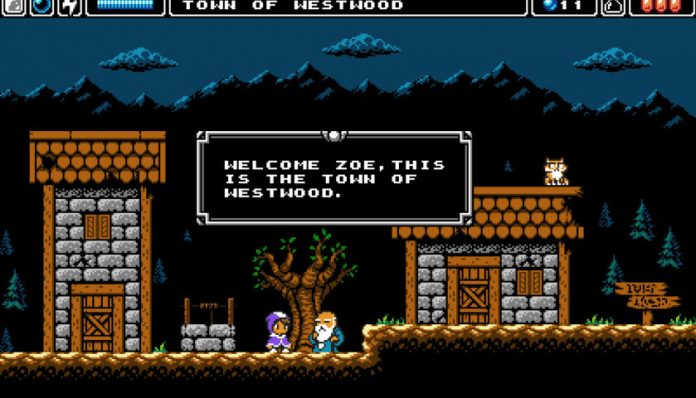 Alwa's Awakening is retroactively available in stores and on NES-Cartridge • JPGAMES.DE